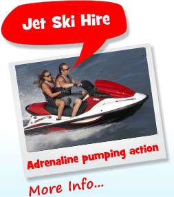Jet ski hire options
